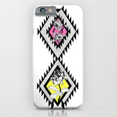Neon Rose iPhone 6s Slim Case