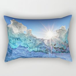 Iceburg Rectangular Pillow