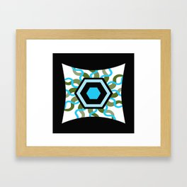 Integrate Focus and Stress Relief Framed Art Print