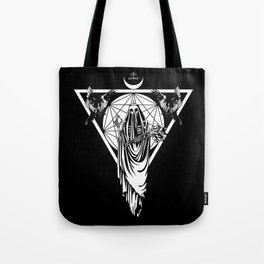 The Withering Crone Tote Bag