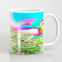 plain Mugs featuring Plain Sight by Rachel