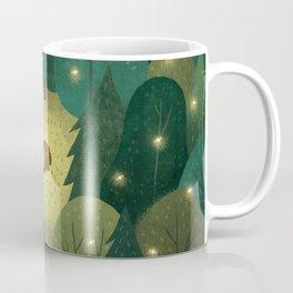 Enchanted Forest Baby Fawn Coffee Mug
