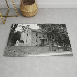 Old Stone Shop, Pleasant Hill (Shakertown) Rug