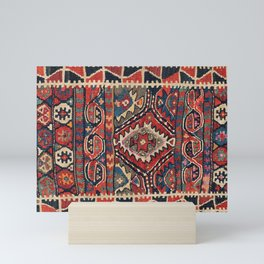 Kordi Balisht Khorasan Northeast Persian Bag Prin Mini Art Print