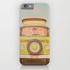 let's ride through europe iPhone 6s Slim Case