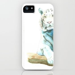 CHINESE ZODIAC (TIGER)  iPhone Case