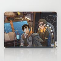 tinker bell iPad Cases featuring Tinker by Magical Playlist