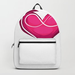 Recycle A+ Blood Donor Gift Backpack