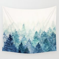Fade Away Wall Tapestry