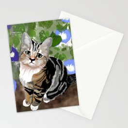 Stewie - The First Kitten Stationery Cards