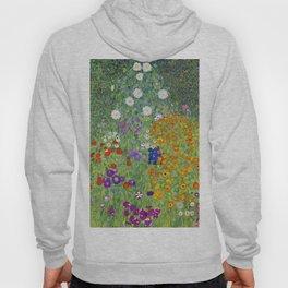 Flower Garden - Gustav Klimt Hoody