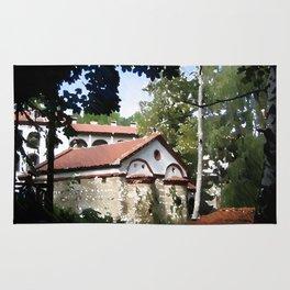 Dragalevski Monastery  Rug
