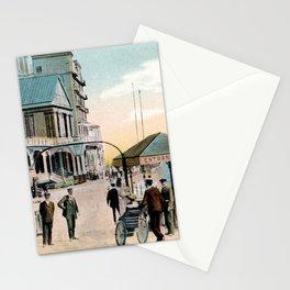 Pier Gates Llandudno Wales 1890 Stationery Cards