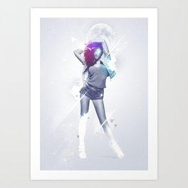 Quantum Art Print