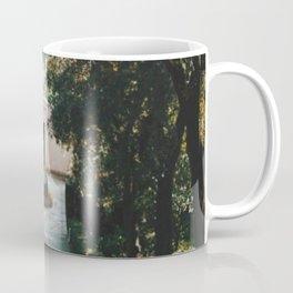 Deep In To The Labyrinth Coffee Mug