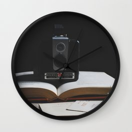Passed On Wall Clock