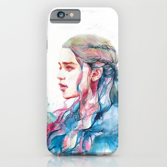 Dragonqueen iPhone & iPod Case