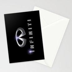 Infiniti Stationery Cards