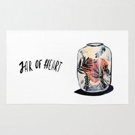 Jar of Heart Rug