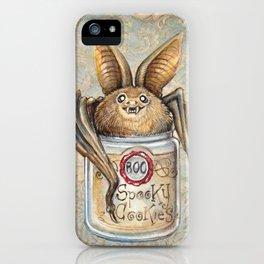 Bat Cookies iPhone Case