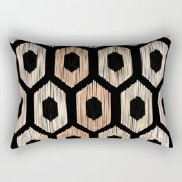 Animal Print Pattern Rectangular Pillow