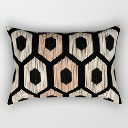 Animal Print Pattern Rectangular Pillow