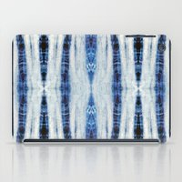 nori iPad Cases featuring Nori Blue by Nina May Designs