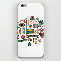 movies iPhone & iPod Skins featuring Summer Movies by RevengeLover