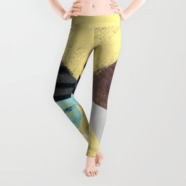 texture obsession Leggings