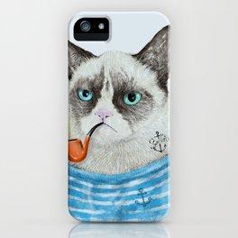 Sailor Cat I iPhone Case