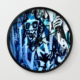 Just Chillin' Wall Clock