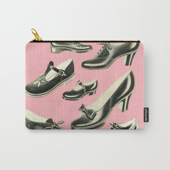 Shoe Fetish Carry-All Pouch