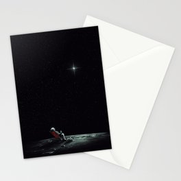Space Chill Stationery Cards