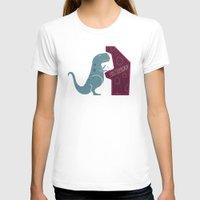 T-shirts featuring Irony by Teo Zirinis