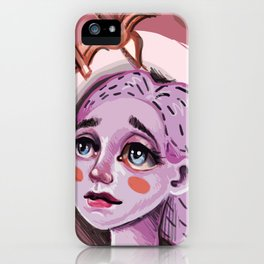 """""""What A Terrible World, What A Beautiful World"""" by Kristin Frenzel iPhone Case"""