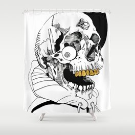 Perpetual Shower Curtain