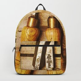 Old Chisels Backpack