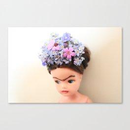 Frida III Canvas Print