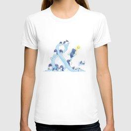 little blue penguin T-shirt