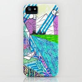landscape of wonder iPhone Case