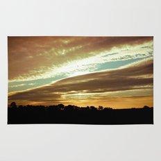 Dawn On The Side Rug