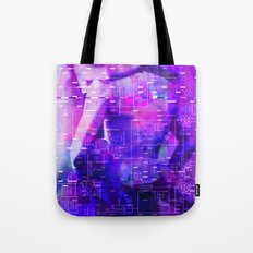 It's Just Not Gonna Happen < The NO Series (Purple) Tote Bag
