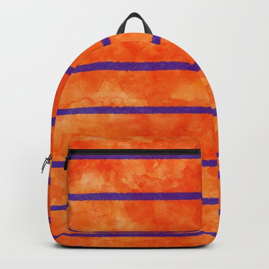 Summer in Orange Backpack