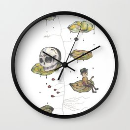 the thoughtful song with angry Wall Clock