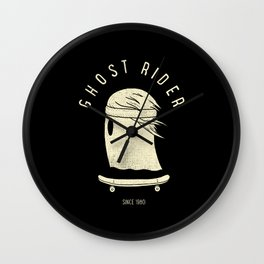 GHOST RIDER Wall Clock