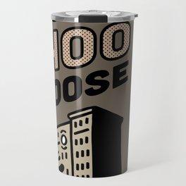 Choo Choo Choose Detroit Travel Mug