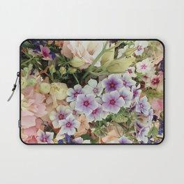 Vibrant Bouquet Laptop Sleeve