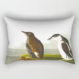 Slender-billed Guillemot Bird Rectangular Pillow