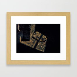 Half Light Framed Art Print