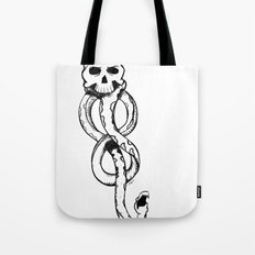 The Dark Mark Tote Bag